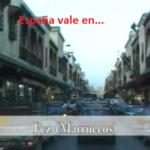 Ciudad de Fez en Marruecos