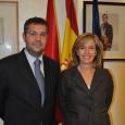 La Consejera de Presidencia y Justicia de la Comunidad de Madrid, Regina Plañiol ha recibido en su despacho ubicado en la Real Casa de Postas de la capital española al […]