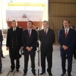 Visita a Montevideo del presidente de Galicia D. Alberto Núñez Feijóo 13 de julio de 2012.