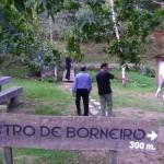 Caastro de Borneiro en Galicia