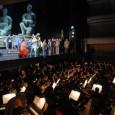 """Con gran pompa se ha realizado el estreno de la opera """"Turandot"""" de Giacomo Puccini. Asistieron el presidente de la república Sr. José Mujica y la primera dama Sra. Lucía […]"""