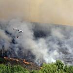 La ONU alerta de que el cambio climático traerá más sequ� as, inundaciones e incendios en Europa