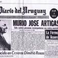 LA MUERTE DE ARTIGAS EN SU EXILIO EN PARAGUAY Un día como hoy pero del año 1850 fallecía en Paraguay José Artigas y así lo publicaba la prensa de aquel […]