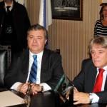 Convenio firmado entre Casa de Galicia, Asociación Española y Hogar Español de Ancianos
