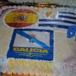 69 aniversario de la institución Hijos de Galicia en Montevideo
