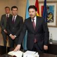 Al acto asistió el presidente de la Xunta, Alberto Núñez Feijóo, y su predecesor, Santiago Camba NOTICIAS RELACIONADAS El Consello de la Xunta aprueba el cese a petición propia de […]