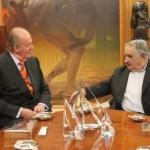 José Mujica se entrevista con el Rey D. Juan Carlos e inversores