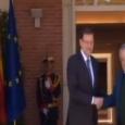El presidente uruguayo fue recibido por su homólogo español en el Palacio de la Moncloa. Según informó el periodista destacado por canal 12 en Madrid Alfonso Lessa A las 13:30 […]