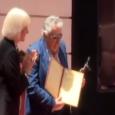 """El Ayuntamiento de Cádiz premió a Mujica por """"sus mostrados esfuerzos en la fraternización entre las naciones de la Comunidad Iberoamericana"""". El jurado destaca en el nombramiento """"sus mostrados esfuerzos […]"""