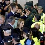 El pr� ncipe: «España está orgullosa de Galicia»