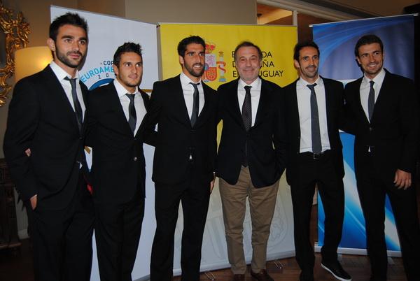 embajada de uruguay en espana: