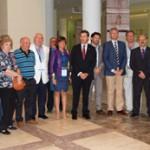 Feijóo pide a la Comisión Delegada del Consello de Comunidades Galegas un compromiso claro con el proceso de unión de entidades