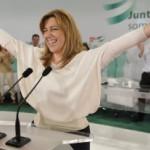 """En los primeros d� as de setiembre asumirá la primera mujer presidente en Andalucia. Griñán- Quiero preservar a la Junta de la """"erosión"""" de los ERE"""