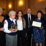Entrega del premio Colón 2013 y mención especial, en el d� a de la hispanidad por FIEU