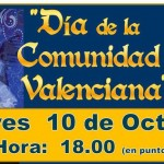 Celebración del d� a de la comunidad valenciana – 775 años de la conquista.