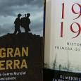 El año que está a punto de empezar será el del centenario de la Primera Guerra Mundial. Y las librerías se llenan estos días de obras que intentan responder a […]