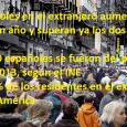 Los ciudadanos con nacionalidad española que residen en el extranjero han crecido un 6,6% durante el año 2013 y superan ya los dos millones,según los datos a 1 de enero […]