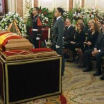 España despide a Adolfo Suárez