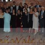 50 aniversario del hogar español – Cena gala en el Centro gallego de Montevideo VIDEO CON 100 FOTOS
