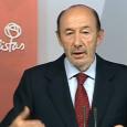 """Rubalcaba califica los resultados de las europeas de """"malos sin paliativos"""" El PSOE ha perdido más de 2,5 millones de votos y 9 escaños respecto a 2009 Rubalcaba rebela que […]"""