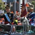 """Felipe VI defiende una """"España unida y diversa"""" en la que """"cabemos todos"""" en su proclamación"""
