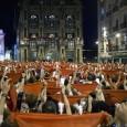 Locales y visitantes han mostrado su persar por el final de la fiesta Como manda la tradición las velas y los cánticos se han encendido a las doce Los pamploneses […]
