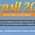 Nuestros operadores responsables nos han enviado este menú de posiblidades para setiembre en Brasil y Europa por más información solicitar al correo de nuestra producción.   corrales@internet.com.uy celular. 094 […]