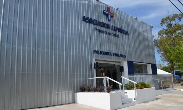 La asociación española ha inaugurado hoy 28 de setiembre de 2014, una nueva policlínica (20) en Piriapolis.  En una estratégica ubicación en la Avda. Artigas y Niza desde hoy […]