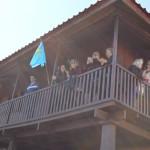 104 aniversario del Centro asturiano – casa de Asturias de Montevideo. Video