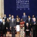 Se entregaron los Premios Reales – Los próximos serán Premios Princesa de Asturias