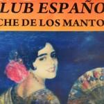 """""""Fiesta de los mantones""""  2014 en el Club Español de Montevideo"""