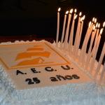 25 aniversario de la  Asociación de Empresarios Gallegos de Uruguay –  AEGU – Video Discurso
