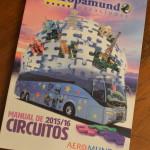 Presentación del catálogo y de los nuevos destinos tur� sticos de Europamundo Vacaciones.