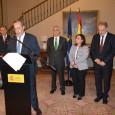 En la Residencia de la Embajada de España se ha celebrado hoy 13 de mayo, el Acto de Imposición de las Medallas de Honor de la Emigración. Correspondieron en su […]