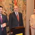 Con motivo de la visita a Uruguay de la presidente del parlamento gallego Pilar Rojo, el embajador de España en Uruguay Roberto Varela, ha ofrecido una recepción en su honor […]