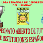 Liga Española de Deportes Lanzamiento Campeonato Futbol 5