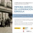 La inauguración de la exposición de la Memoria Gráfica de la Emigración Española, tendrá lugar mañana miércoles 16 de septiembre a las 17.30 hs en el MUMI (Museo de las […]