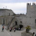 En Castellón Peñ� scola, visitamos el castillo de los templarios o del  Papa Luna – Video
