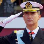 El rey Felipe VI preside el último desfile de la Fiesta Nacional de la legislatura