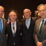 Almuerzo de camarader� a ofrecido por el consulado gral. a directivos de instituciones españolas