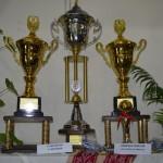 Entrega de premios de los XLII juegos de la Liga Española de Deportes de Uruguay – 2015