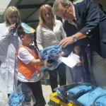 Actividades de la federación de instituciones españolas FIEU – Despedida de año y escuela Galicia