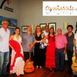 Despedida – fin de año 2015 de la comunidad valenciana de Montevideo