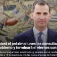Empezará con los partidos minoritarios y acabará con el candidato más votado Va a citar a quince formaciones con las cuatro marcas de Podemos por separado El Congreso calcula […]