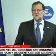 """Dice que la coalición de PSOE con Podemos no es ni """"razonable"""" ni """"sensata"""" Si Sánchez no consigue ser investido, le llamará """"para ver que es lo que quiere"""" El […]"""