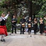 Romer� a del hogar español de ancianos 2016 – Video y fotos