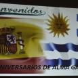 El Centro recreativo Alma gallega ha celebrado hoy su 62 aniversario con una gran fiesta en su sede social .Compartieron mesa con el presidente de alma gallega Jusús Rodriguez y […]