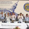 EL TITULAR DE LA XUNTA PRESIDIÓ LA CLAUSURA DEL XI CONSELLO DE COMUNIDADES GALEGAS Redacción, La Habana | Los dirigentes aplauden a los representantes de la diáspora tras la clausura. […]