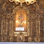 Una iglesia en San Salvador de Bah� a que atesora en su altar 800 kilos de oro