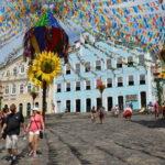 Bah� a de San Salvador – El Pelourinho – Antorase para las vacaciones de setiembre. –  Video